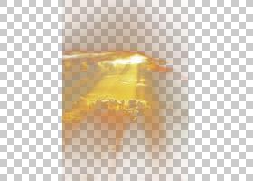 阳光天空黄色地板,阳光效果,太阳光线透过云彩PNG剪贴画纹理,白色
