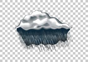 雨雪混合云雷暴,风暴PNG剪贴画封装的PostScript,雷声,暴风雪,风