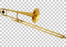 长号乐器铜管乐器乐团大号,长号PNG剪贴画钢琴,萨克斯管,音乐合奏