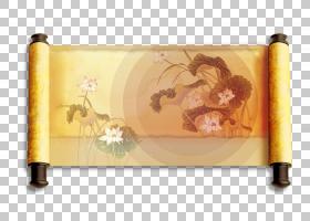 中国农历新年元旦假期,莲花滚动PNG剪贴画古代,愿望,文化,电脑,手