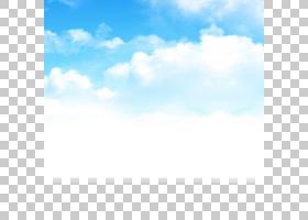 云彩,蓝天和白色云彩,白色多云天空PNG clipart蓝色,气氛,云,电脑