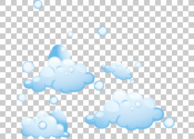 云绘图,云PNG剪贴画蓝色,电脑壁纸,封装的PostScript,风浪,无缝背