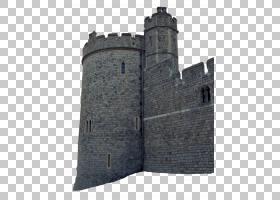 温莎城堡,城堡PNG剪贴画建筑,城市,世界,中世纪建筑,黑色,城堡,塔