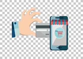 信用卡付款服务银行,在线购物信用卡材料PNG剪贴画蓝色,文本,计算