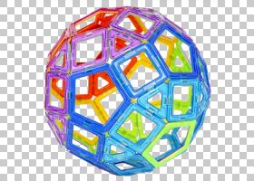 玩具块钕磁铁玩具施工套装,磁膜球磁力玩具PNG剪贴画游戏,婴儿,技