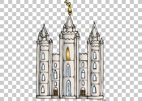 盐湖寺LDS会议中心LDS大会,盐湖寺PNG剪贴画建筑,耶稣基督后期圣