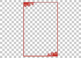 祥云县计算机文件,中国边框,矩形红框PNG剪贴画框架,角度,中国风