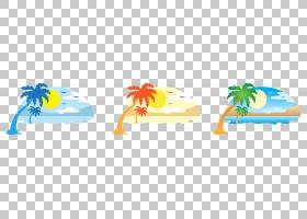 夏威夷海滩,夏威夷海滩PNG剪贴画蓝色,海滩,电脑壁纸,鸟,封装的Po