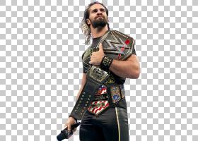 赛斯罗林斯WWE冠军赛,赛斯罗林斯透明背景PNG剪贴画T恤,手臂,体育