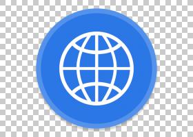 蓝色区域商标符号,iTranslate PNG剪贴画蓝色,商标,徽标,球体,桌