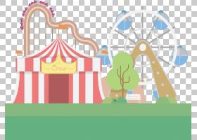 摩天轮公平游乐园马戏团,游乐场马戏团PNG剪贴画杂项,文本,马戏团
