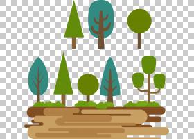 欧几里得,丛林旅行PNG剪贴画草,生日快乐矢量图像,森林,旅游,51旅
