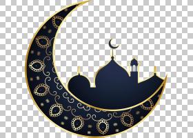 斋月清真寺伊斯兰教开斋节,Fitr Eid穆巴拉克,月亮教会宗教海报,