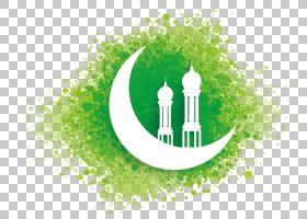 斋月清真寺开斋节,Fitr伊斯兰教开斋节穆巴拉克,伊斯兰教材料,白
