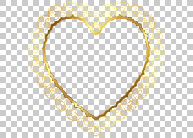 右边界的心,心PNG剪贴画爱,心,黄金,桌面壁纸,图片框,纸币装饰元
