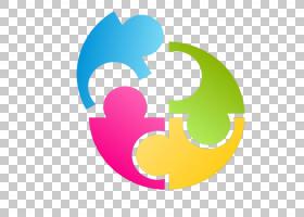 圆形徽标几何,彩色圆圈几何材料PNG剪贴画png材料,颜色飞溅,文字,