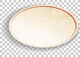 圆形拼盘材料,黄色复古圆PNG剪贴画复古,板,圆框架,装饰,复古图案