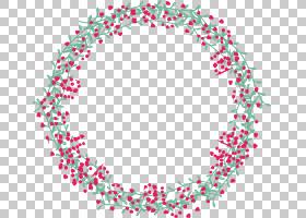 圆形绘图,叶子拼接爱环PNG剪贴画爱,水彩叶子,戒指,叶子,文本,对
