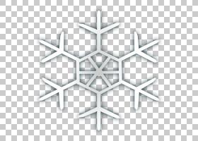 雪花符号,片状的PNG剪贴画冬季,云,对称性,气象学,单色,白色圣诞