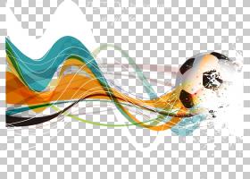 线Euclidean,足球PNG剪贴画橙色,电脑壁纸,颜色,生日快乐矢量图像