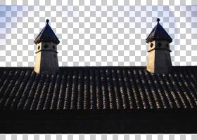 屋顶瓦片建筑大厦,屋顶上的烟囱PNG剪贴画建筑,摄影,屋顶,房子屋