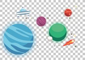 星空星球欧几里德,星空间PNG剪贴画明星,外太空,封装的PostScript