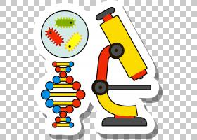 显微镜科学计算机文件,科学显微镜样式PNG clipart技术,实验,几何