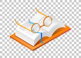 速读书本信息记忆,创意书籍PNG剪贴画矩形,阅读,橙色,书籍矢量,创