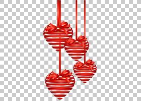 生日蛋糕祝愿浪漫男友,红心饰品,四个红心挂装饰PNG剪贴画爱,生日