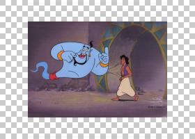 Aladdin Iago Jafar Cel动画电影,阿拉丁精灵PNG剪贴画其他,虚构