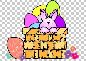 复活节兔子复活节彩蛋蛋狩猎,复活节快乐PNG剪贴画食品,假期,文本