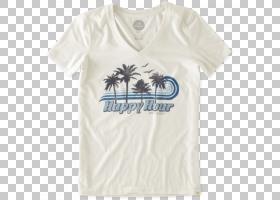 T恤服装袖子脖子,妇女节快乐PNG剪贴画T恤,白色,活跃衬衫,上衣,领