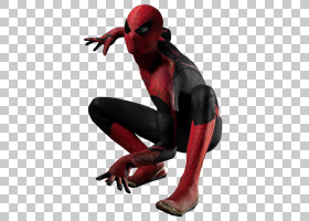 惊人的蜘蛛侠奇迹漫画,蜘蛛侠PNG剪贴画英雄,虚构人物,鞋子,devia