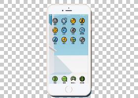 手机动画,卡通手机PNG剪贴画卡通人物,电子产品,小工具,手机图标,