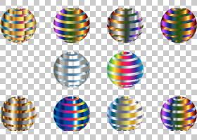 金属色,设计PNG剪贴画杂项,其他,颜色,球体,复活节彩蛋,珠子,金属