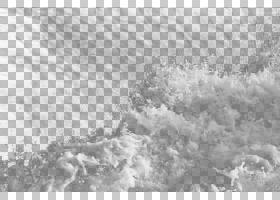海浪png素材 (1)