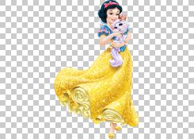 白雪公主和七个小矮人公主极光迪士尼公主宫宠物,公主茉莉PNG剪贴