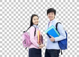 学生克服冷漠教育高中,学生,男人和女人携带书籍PNG剪贴画孩子,人