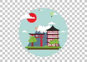 富士山,日本地图风景PNG剪贴画文化,风景,海报,城市,自然,石头,生