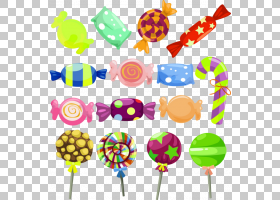 Candy Cane棒棒糖巧克力,手绘糖果PNG剪贴画水彩绘画,食品,绘,甜