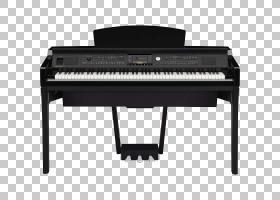 Clavinova数码钢琴雅马哈公司键盘,YAMAHA雅马哈电钢琴PNG剪贴画