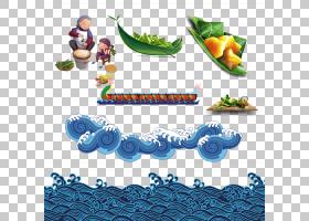 粽子端午节u7aefu5348,中国元素PNG剪贴画中式风格,龙,海报,卡通,