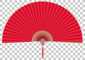 红手扇,伞,红伞,创意淘宝PNG剪贴画蓝色,伞,海报,卡通,网站,创意