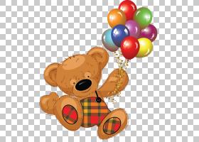 玩具熊股票摄影图画,气球PNG clipart孩子,摄影,气球,卡通,买断式
