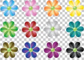 花卉花艺设计,卡通花PNG剪贴画艺术,大自然,平面设计,花束,绘画,