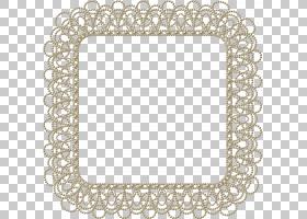蕾丝纸剪贴珍珠,珠宝手绘元素PNG剪贴画水彩绘画,矩形,手,摄影,针