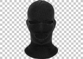 巴拉克拉法帽面具针织帽,棕色面具PNG剪贴画羊毛,面具,卡通,黑色,
