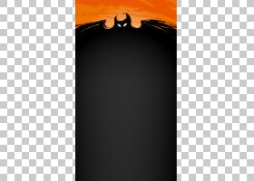 SoftBank Corp.短信广告邮件,Batman PNG剪贴画角,棕色,灯笼,文本