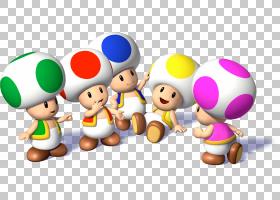 Toad船长:Treasure Tracker Mario Bros. Princess Peach,超级马