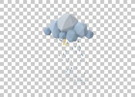 低聚云3D计算机图形学,暴风云PNG剪贴画角度,3D计算机图形学,云,